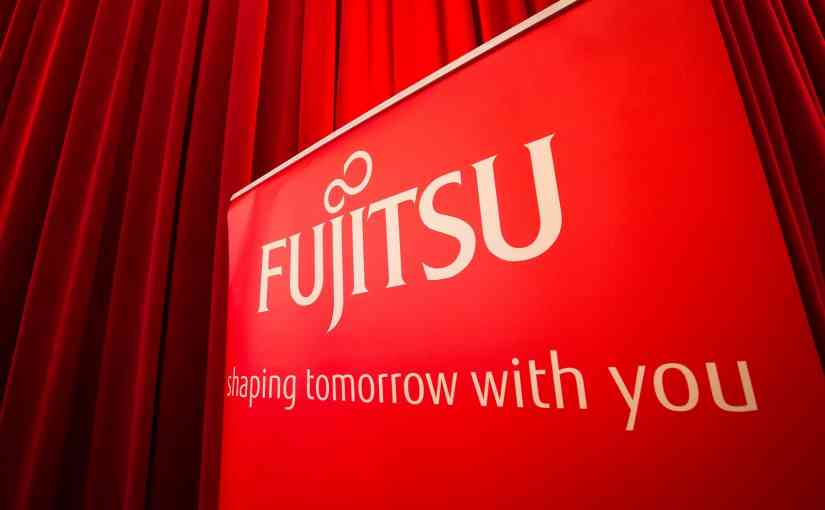 FUJITSU @CEBIT 2015