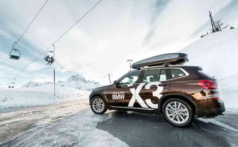 BMW GENERATION X